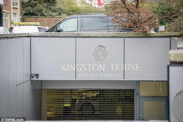 Anonymous Middle Eastern Royal Spent $26 Million for a Private Garage in London