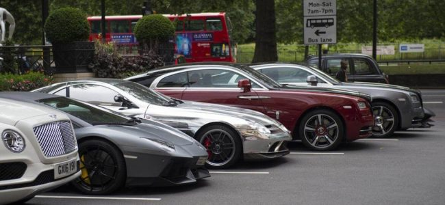 A Middle Eastern Royal Spent $26 Million on a Garage in one of London's Most Exclusive Districts