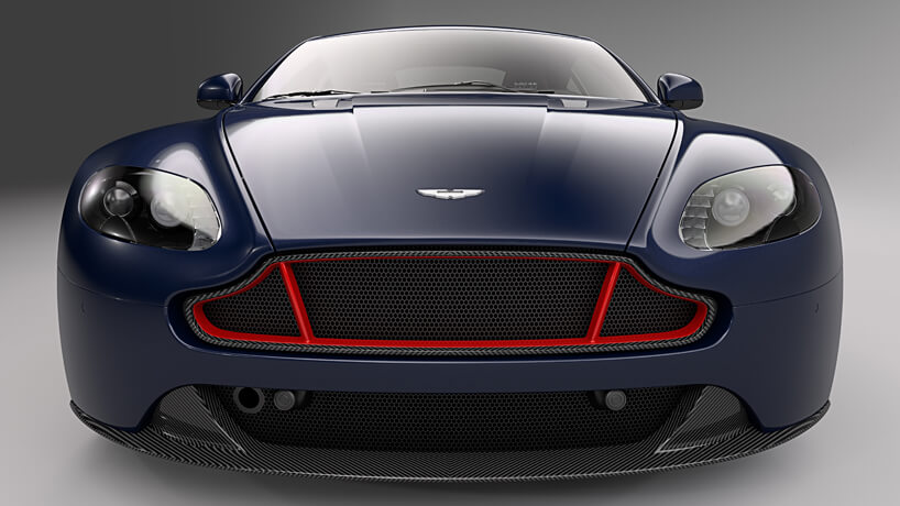 Aston Martin & Red Bull Released Vantage S Racing Edition Sports Cars