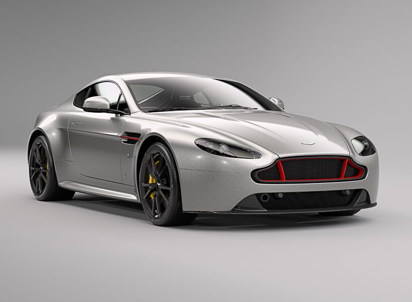 Aston Martin U0026 Red Bull Released Vantage S Racing Edition Sports Cars