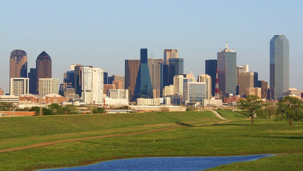 Dallas Is Planning on Building a $600M Urban Park That's Bigger than Central Park