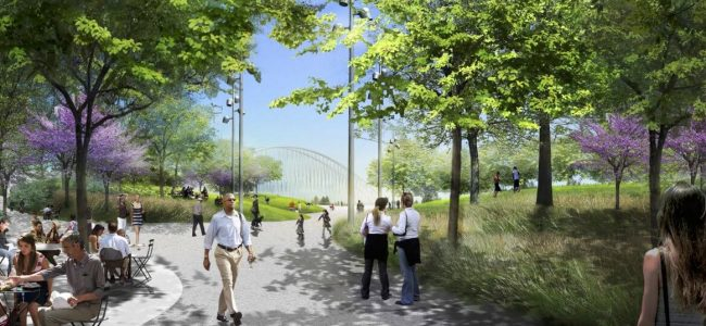 Dallas' $600 Million Park Will Be the Biggest Urban Park in America