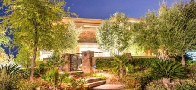 Dan Bilzerian is Selling his Las Vegas Party Pad for $5.1 Million
