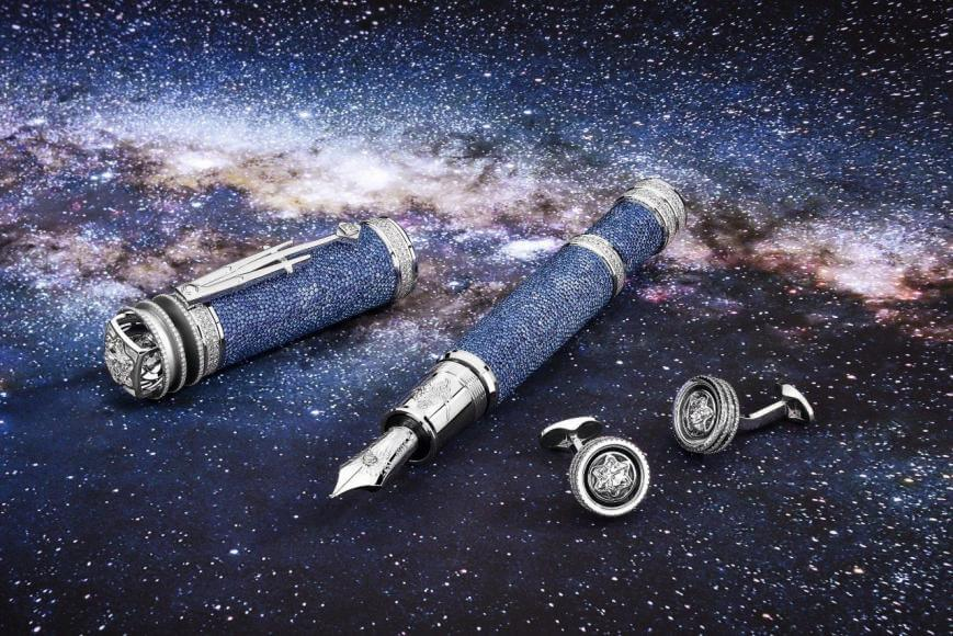 Every True Writer Will Kill for Montblanc's $1.5 Million Pen inspired by Johannes Kepler!