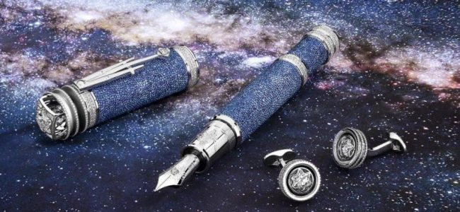 Montblanc's $1.5 Million Pen is Homage to Scientist Johannes Kepler!