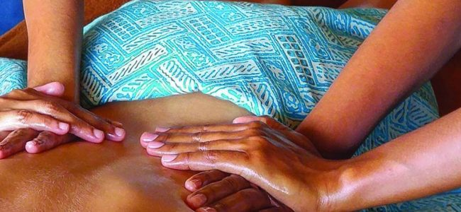For $1,100 You Can Get an Eight Handed Massage at Four Season Mauritius Retreat!