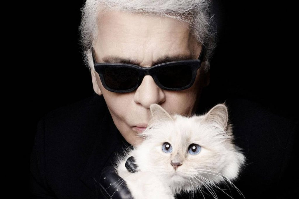 For $538 you can have a Plush-Toy Version of Karl Lagerfeld's Cat!