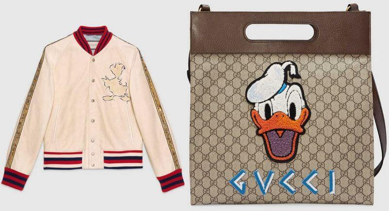 Full Donald Duck Collection by Gucci Is Here and We are in Awe!