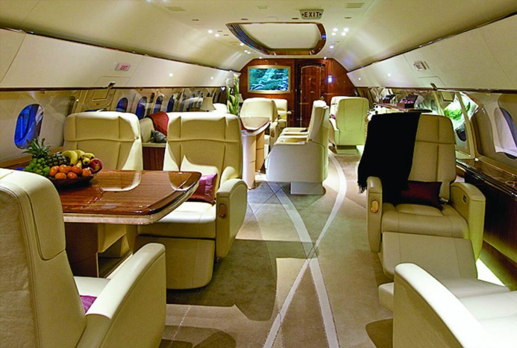 Go around the World in a Private Jet with DreamMaker's Passport To 50!