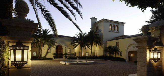 "What is So Special About the $137 Million ""Il Palmetto"" Estate?"