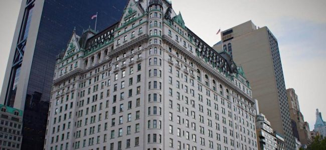 The Iconic Astor Suite at the Plaza Hotel Could be Yours for Almost $40 Million!