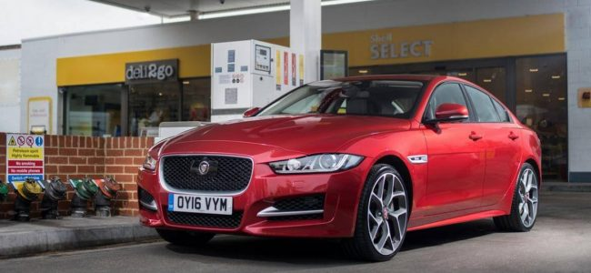 Jaguar Teams Up With Shell to Create First In-Car Payment System in the World