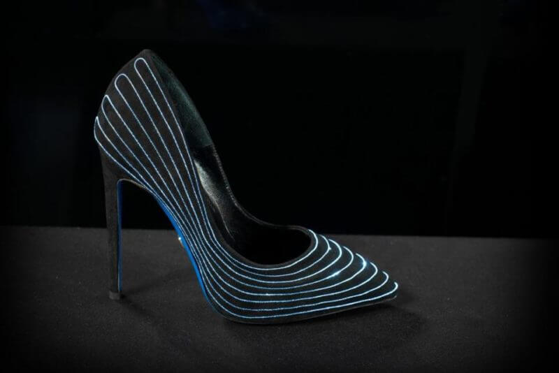 Loriblu's New High Heels Are a $3,500 Pair that Glow in the Dark