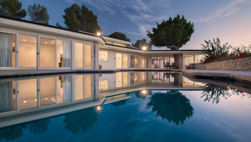 Luxurious French Regency Estate Where Elvis Presley Lived Hit the Market for $30M