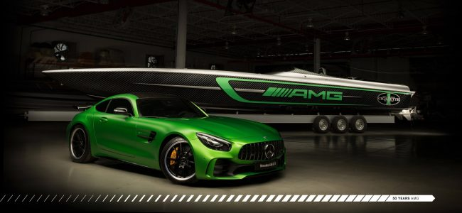 Check out the Stunning 2017 Marauder AMG Boat!