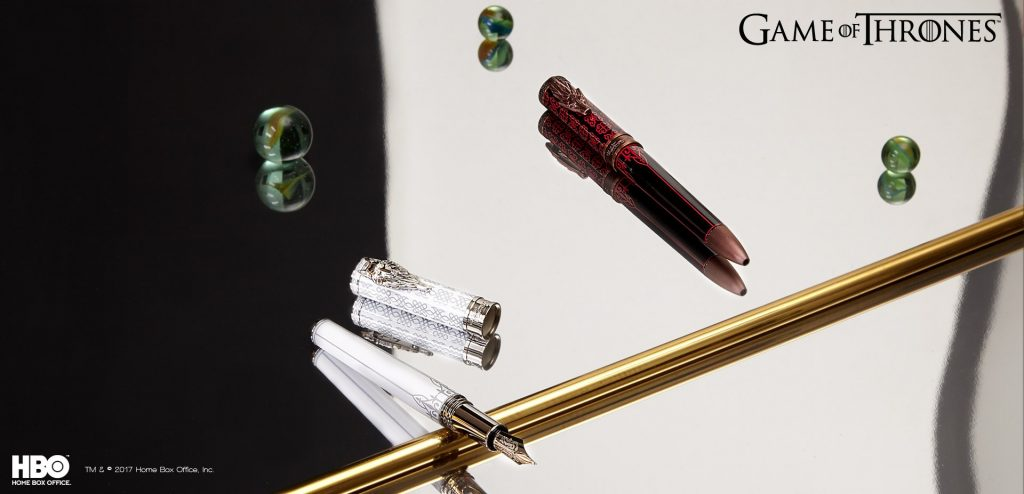 Montegrappa's Game of Thrones Collection Looks Absolutely Dazzling!