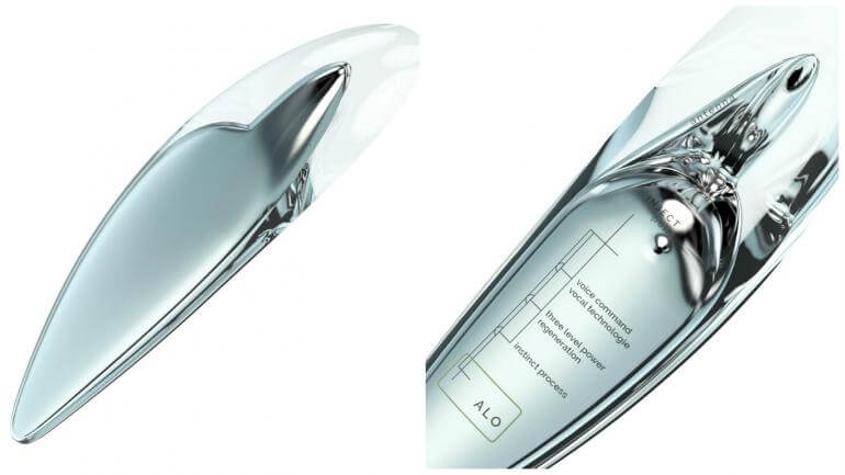Do you think that Philippe Starck's Alo Smartphone is the Phone of the Future?