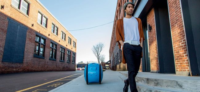 Piaggio Gita Is Your New Robot Friend That Carries Your Stuff Around