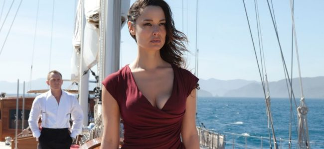 """Regina"" Yacht from James Bond ""Skyfall"" is On Sale, Again"