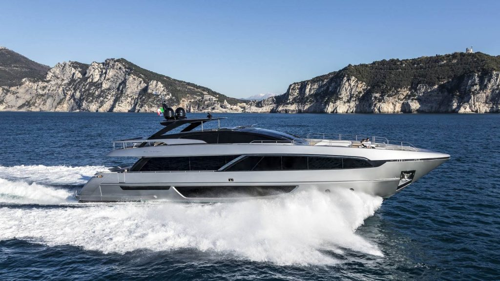 Riva 100' Corsaro is not The Superboat We Want, It's the One We Need!