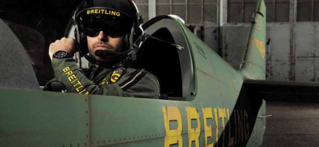 See more Details about the New Breitling Colt Skyracer!