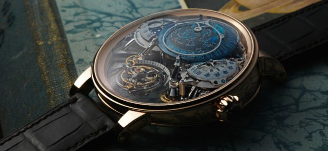 Special Made for the Modern Gentleman: the Bovet Récital 20 Astérium Watch
