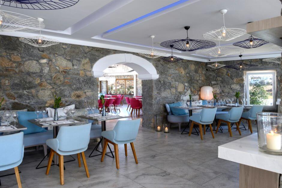 Step Inside Myconian Kyma Design Hotel Mykonos' Sexiest New Luxury Resort