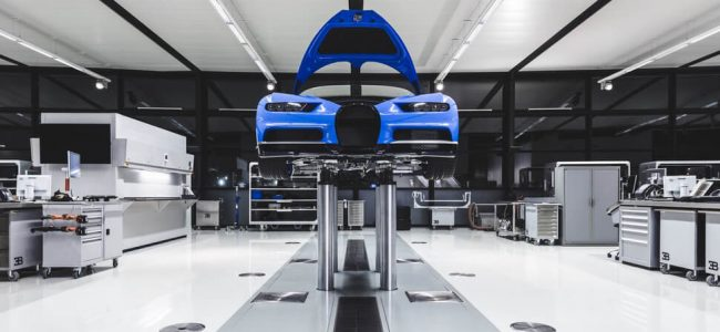 Here is How Bugatti Builds the $2.6 Million Chiron!