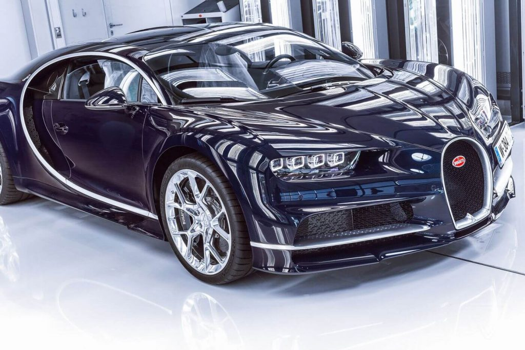 Step Inside The Bugatti Factory And Take A Look At How The