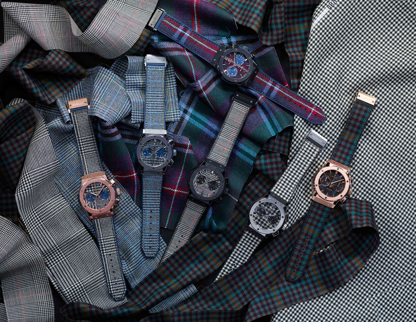 Step Up Your Wrist Game with Hublot Classic Fusion Italia Independent Collection