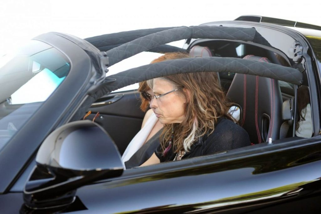 Steven Tyler's 2012 Hennessey Venom GT Spyder Sells for a Worthy Cause