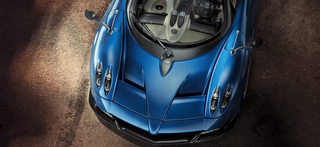 Take a Look at the New $2.4 Million Pagani Huayra Roadster