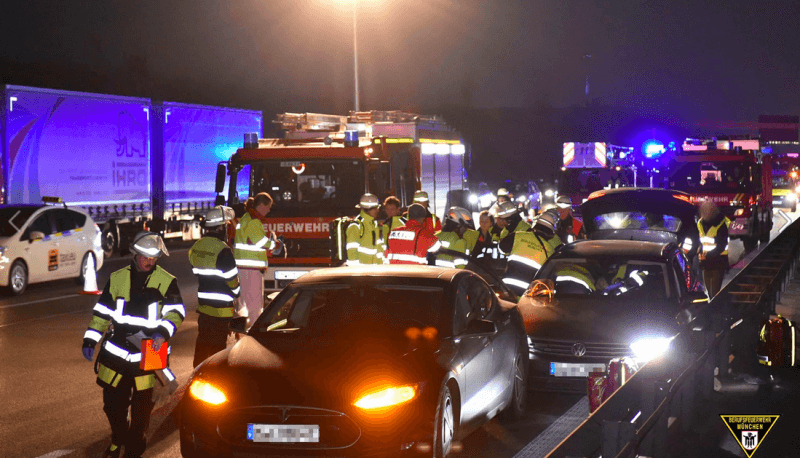 Tesla Driver Sacrifices his Car to Save Unconscious Driver and Elon Musk Was so Impressed!