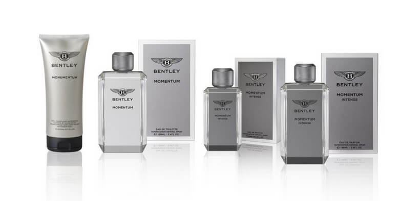 The Bentley Momentum Collection is the Perfume for Every Modern Gentleman!