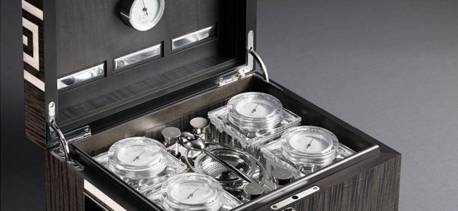 The Lotusier Tea Humidor is the First Tea Humidor in the World