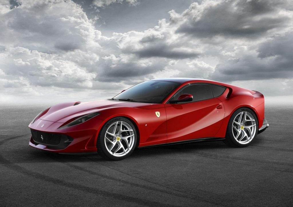 The New Ferrari 812 Superfast is the Fastest in Company's History