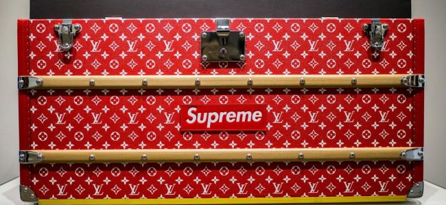 The Supreme x Louis Vuitton Trunk is priced at $68,500! Would You Buy It