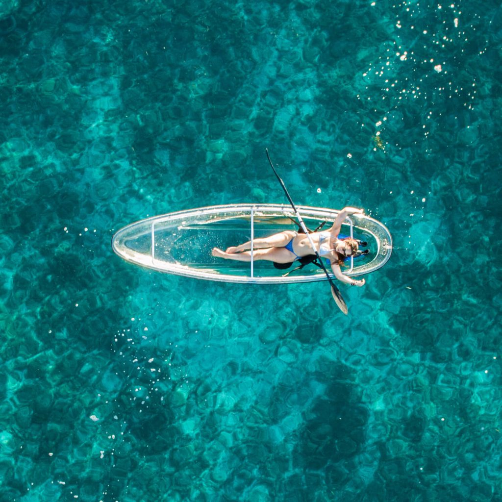 These Crystal Explorer Kayaks Make Ocean Explorations Even More Fun!