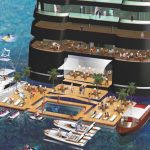 "This Quintessentially One Yacht Will Be a ""Floating Private Members' Club for Billionaires"" (1)"