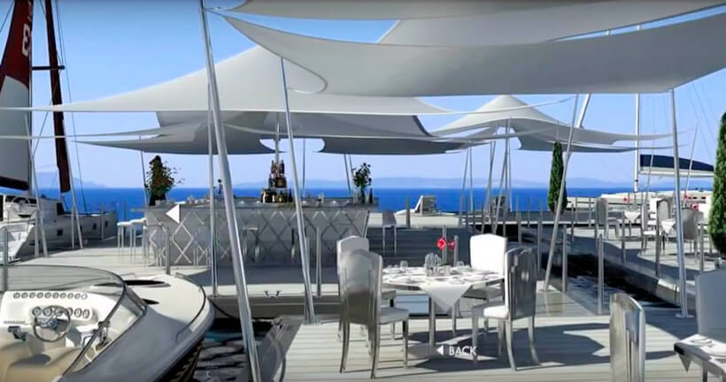 """This Quintessentially One Yacht Will Be a """"Floating Private Members' Club for Billionaires"""""""