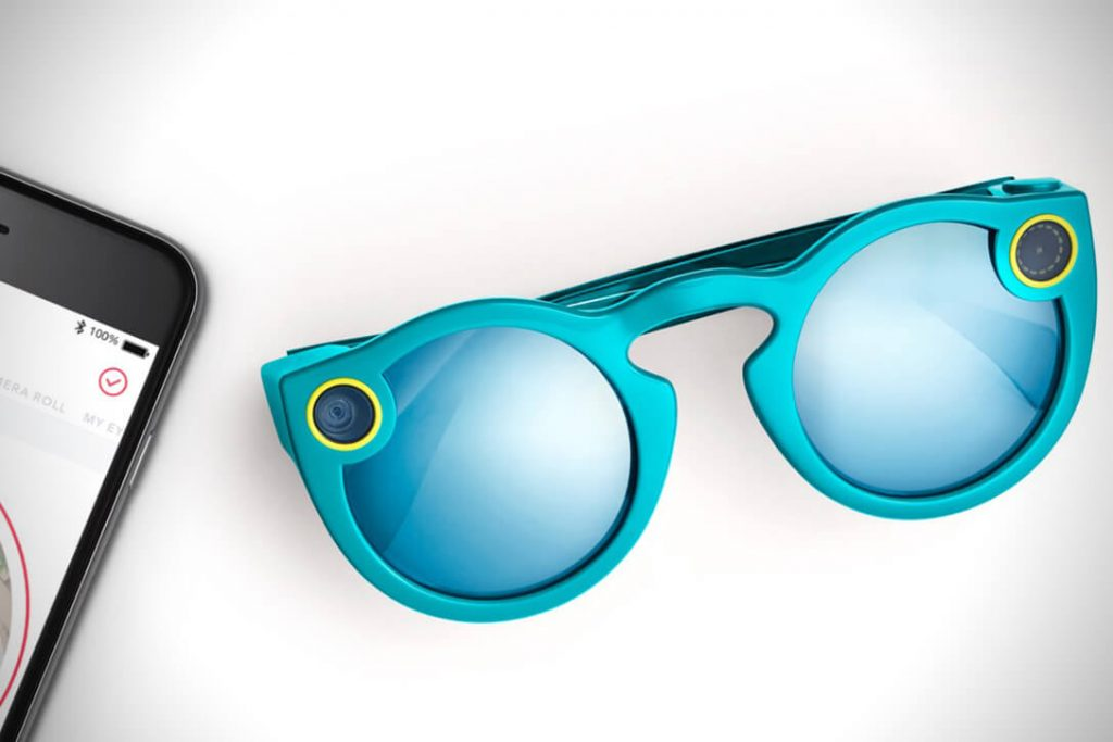 Upgrade You Snap Game with these $130 Snapchat Spectacles!