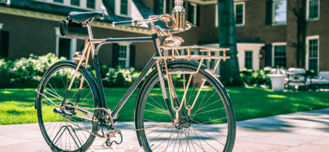 Take a Look at the $35,000 Wheelman Bicycle by Williamson Goods & Supply