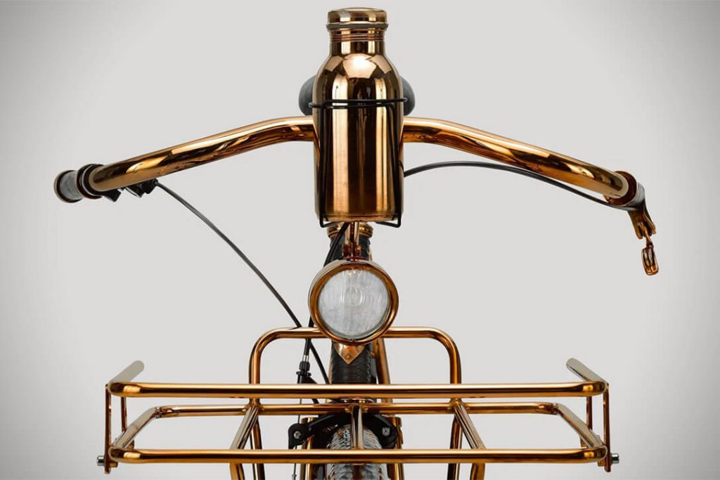 Williamson Goods & Supply's Wheelman Bicycle is priced at $35,000