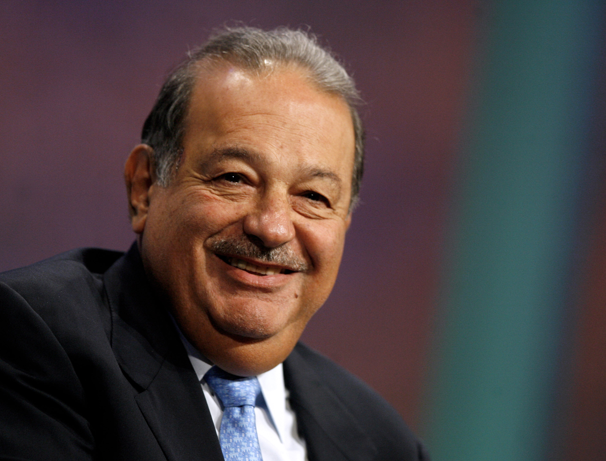 Image result for Carlos Slim Helu