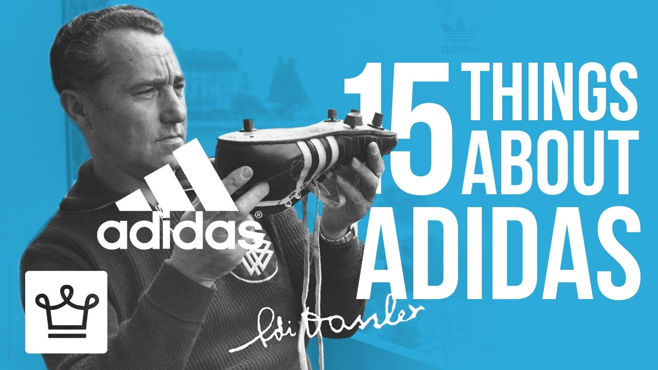 15 Things You Didn't Know About ADIDAS