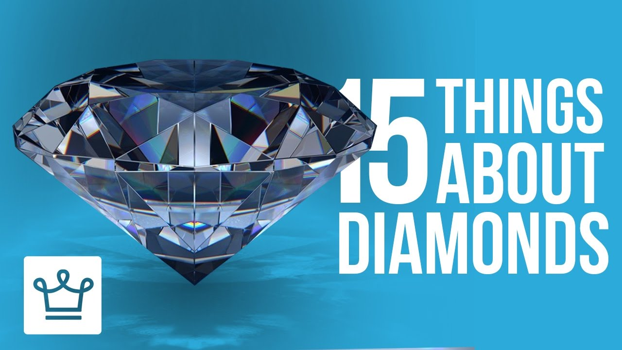 15 Things You Didn't Know About Diamonds