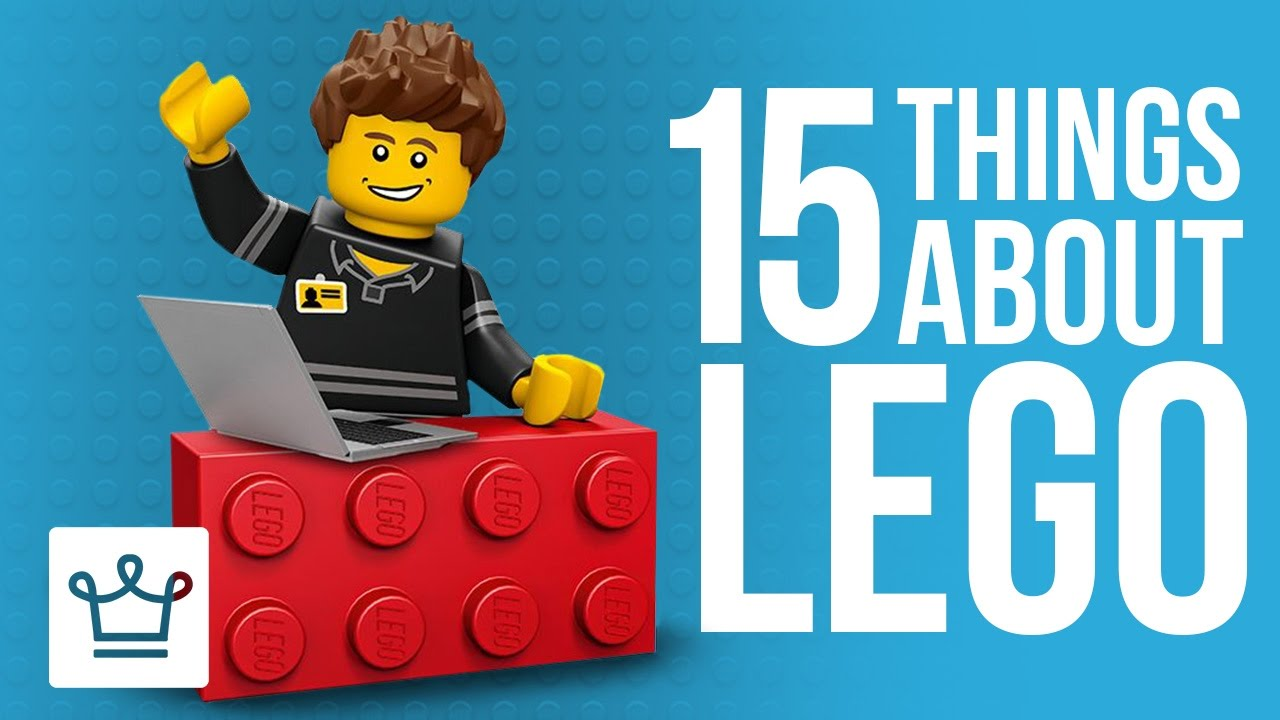15 Things You Didn't Know About LEGO