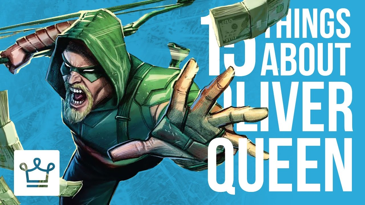 15 Things You Didnt Know About Oliver Queen