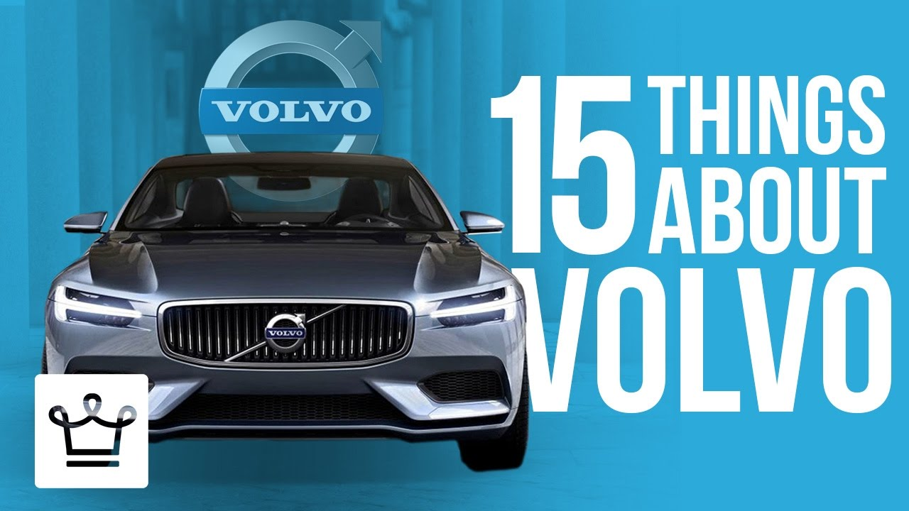 15 Things You Didn't Know About Volvo