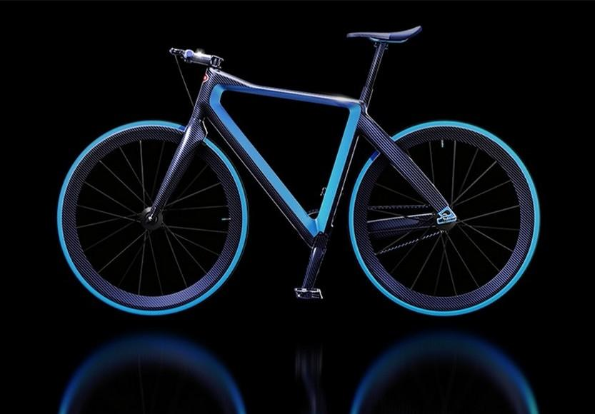 Bugatti Releases the World's Lightest Urban Bicycle priced at $39,000!